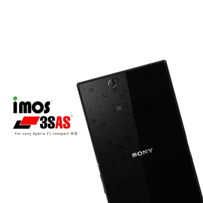 iMos-Sony Xperia Z1 compact 背面 超疏水疏油保護貼