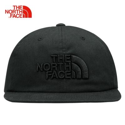 The North Face北面黑色舒適透氣戶外休閒帽子