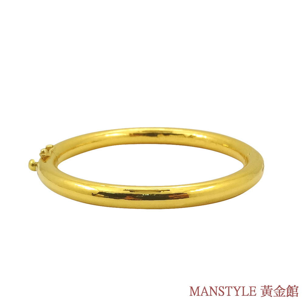 MANSTYLE 無限延伸黃金手環 (約10.25錢) product image 1