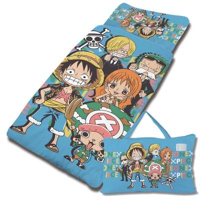 航海王 友誼之光系列-鋪棉兩用兒童睡袋