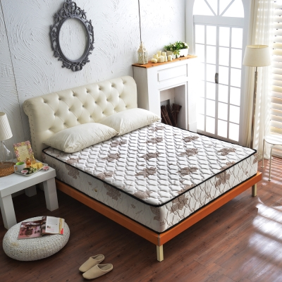 Ally愛麗乳膠特級涼感 厚26cm獨立筒床墊 單人3.5尺