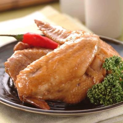 聖巴黎焦糖滷味 焦糖雞翅(5支)