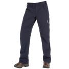 【Berghaus 貝豪斯】女款防潑水抗UV兩截褲S08F01-藍