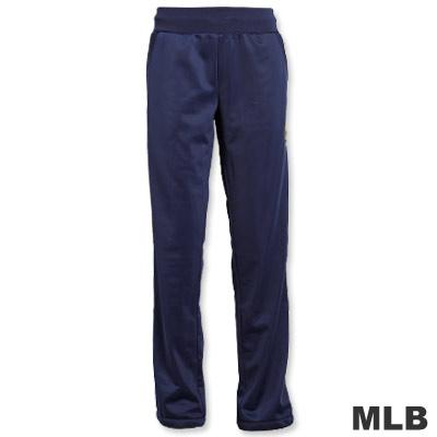 MLB-紐約洋基隊縮口運動長褲-深藍(女)