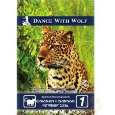 澳洲DanceWithWolf荒野饗宴之與狼共舞 海陸大餐 貓糧20磅