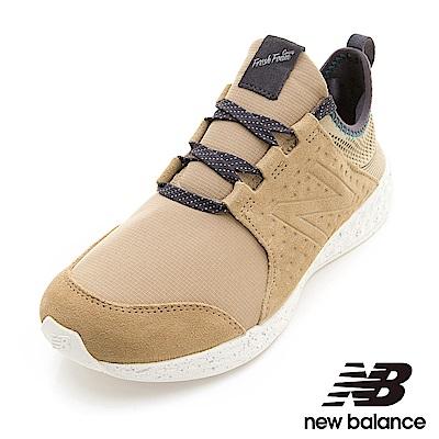 New Balance運動跑鞋MCRUZN-2E 男性米黃