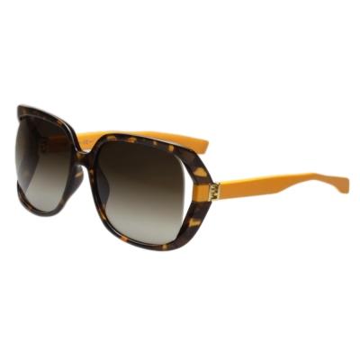 FENDI 時尚太陽眼鏡 (豹紋色)FF0053S
