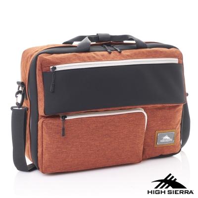 美國 High Sierra 34L ICON WEEKEND 三用背包 多功能包 亮橘