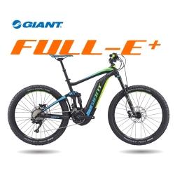 GIANT FULL E+ 運動越野型電動輔助自行車