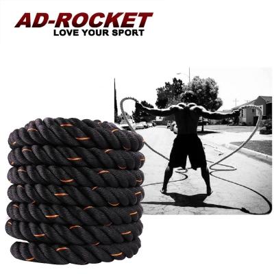 【AD-ROCKET】UFC專業級格鬥繩厚度50mm/戰繩/戰鬥繩 9M一般型