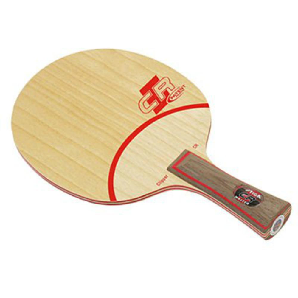 【STIGA】CLIPPER CR WRB 桌球拍 STA1025(空拍)