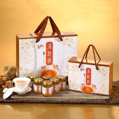 養生料理專家京紅 古法手工滴雞精(30罐/盒)