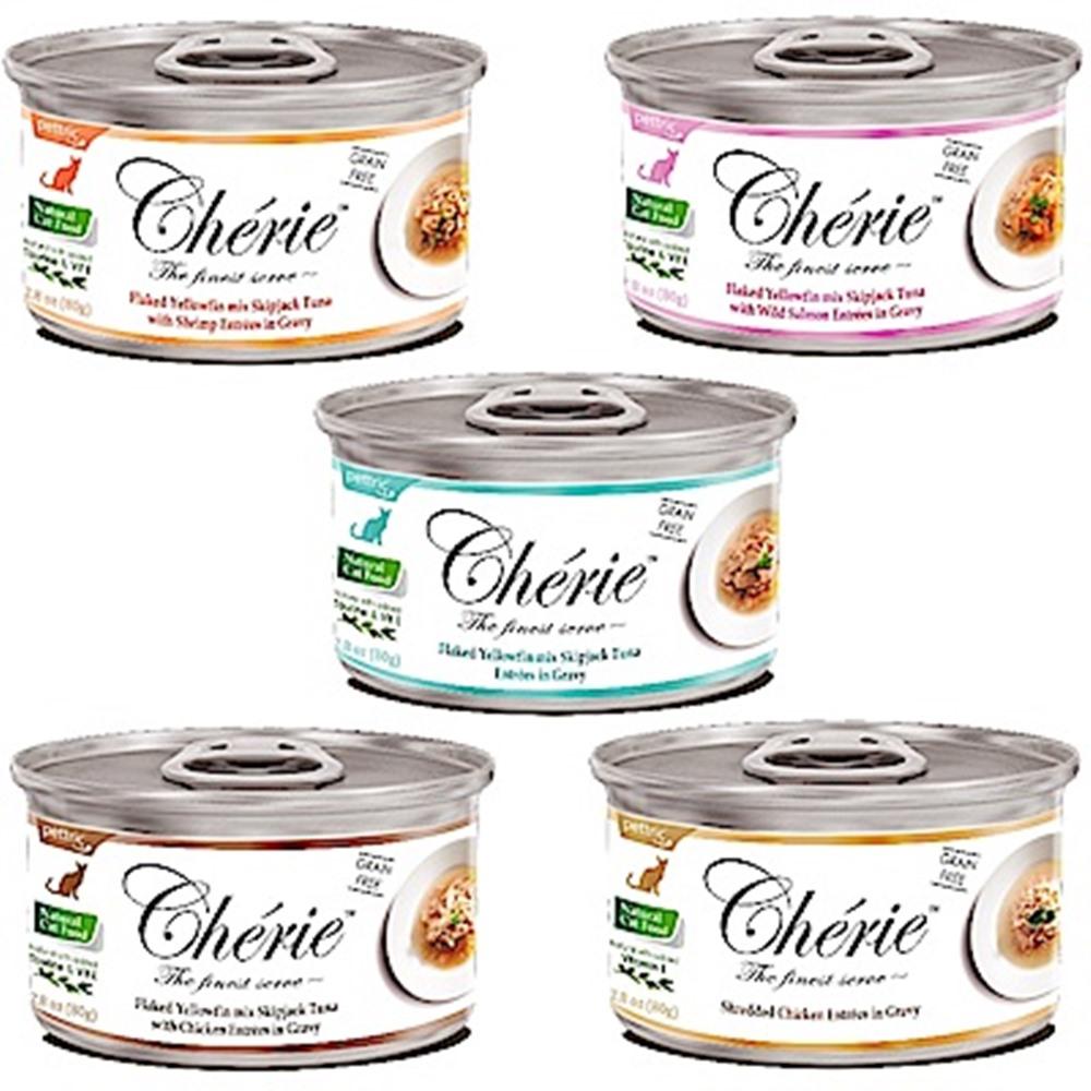 法麗Cherie 微湯汁系列主食罐 80g