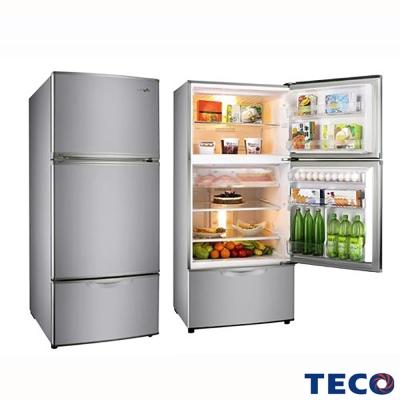 TECO東元-477公升新能耗1級變頻三門冰箱R4