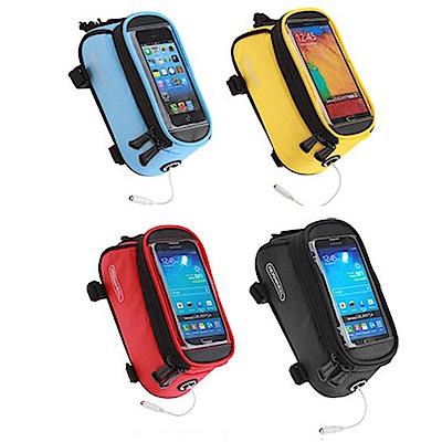 ROSWHEEL 自行車上管手機包5.5吋內手機適用
