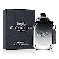 COACH 時尚經典男性淡香水60ml-快速到貨