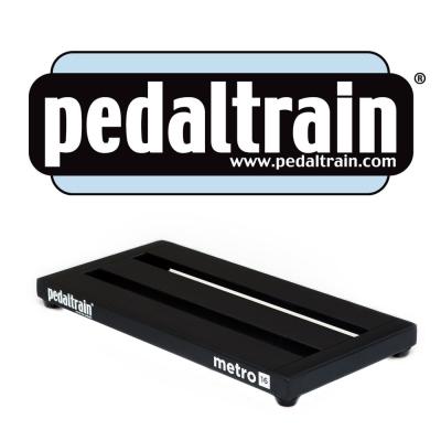 PEDALTRAIN Metro 16 HC 效果器板+硬盒