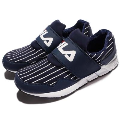 Fila 休閒鞋 J312R 復古 慢跑 男鞋