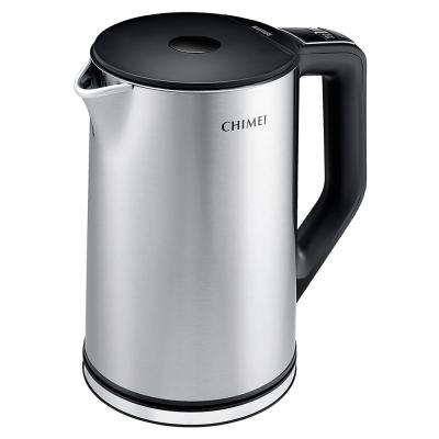 CHIMEI奇美 1.5L 五心級溫控不鏽鋼快煮壺 KT-15MDT0