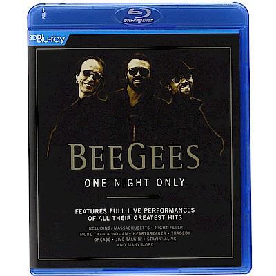 比吉斯  只有今夜演唱會 Bee Gees: One Night Only  藍光 BD