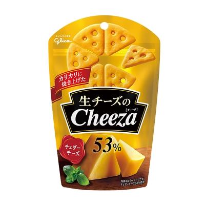 GLICO格力高 Cheeza巧達起司脆餅(40g)