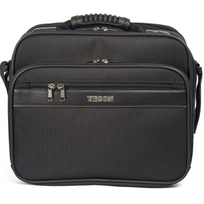YESON - 雙層兩用後口袋寬底事務包 MG-86003