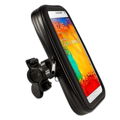 aibo GH7100 360度 防潑水收納包 自行車/機車 GPS導航手機支架-快
