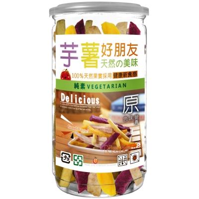 每日優果 罐裝芋薯好朋友(160g)