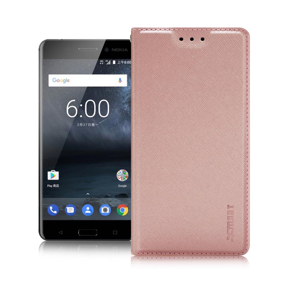 Xmart Nokia 6 5.5吋 鍾愛原味磁吸皮套 product image 1