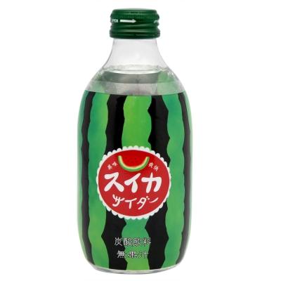 友傑飲料 西瓜風味蘇打飲料(300ml)