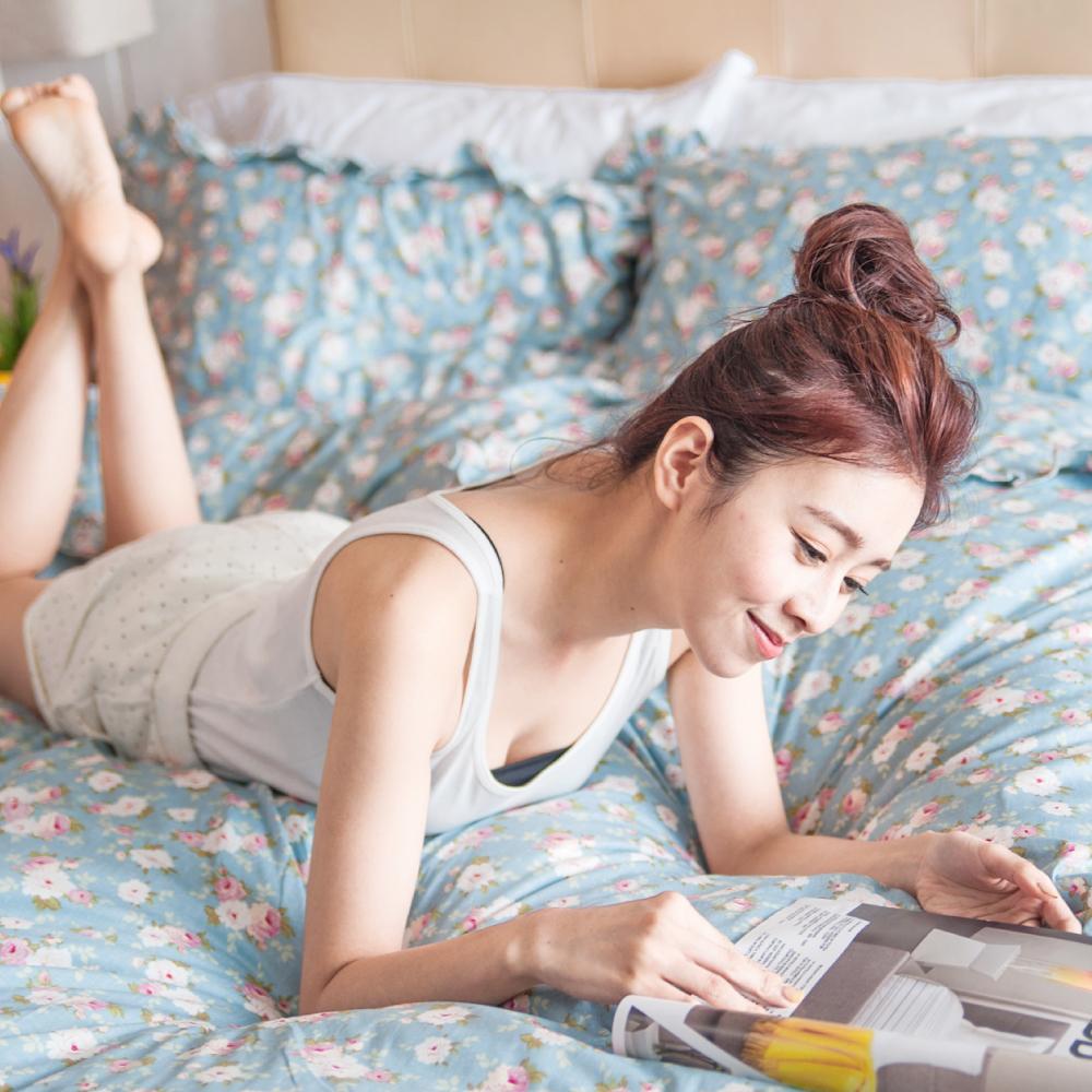 cheri 小春日和 單人床包/枕套二件組