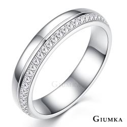 GIUMKA情侶純銀戒指尾戒 穿越愛戀925純銀戒-共2款