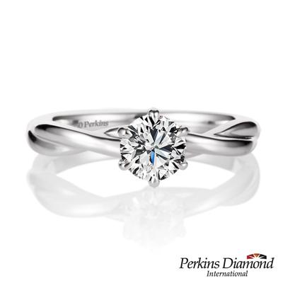 PERKINS 伯金仕 - GIA Venus系列 0.50克拉鑽石戒指