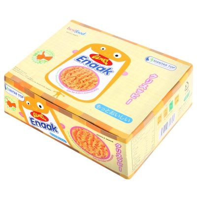 韓國Enaak-香脆點心麵隨手包1盒-16gx30