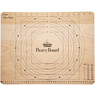 KitchenCraft 櫸木測量揉麵板(45cm)