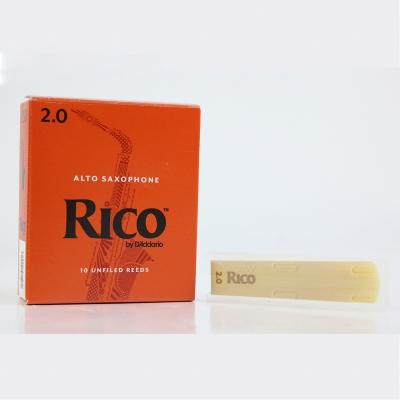 RICO RCWR-RI-A-20 2號中音薩克斯風竹片 五片出貨款
