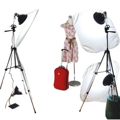 digiXtudio柔光板攝影棚全身模特兒[實用型]套組