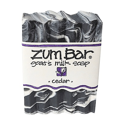 Indigo Wild-Zum Bar 天然精油冷製手工羊奶皂(西洋杉)85±5g