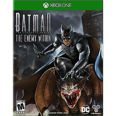 蝙蝠俠:內部敵人 Batman The Enemy -XBOX  ONE 中英文美版