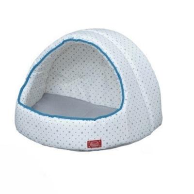 《日本IRIS 》寵物寒冰睡窩 P-CDB-S / S號 超小型犬適用 / 涼爽布料