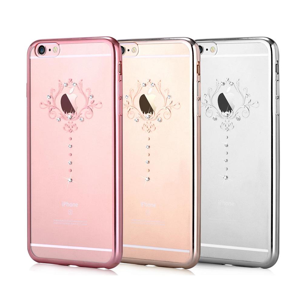 DEVIA Apple iPhone 6/6S 柔鑽保護軟套(夏克爾)