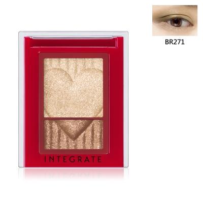 INTEGRATE 印象派光透眼影盒BR271 2.5g