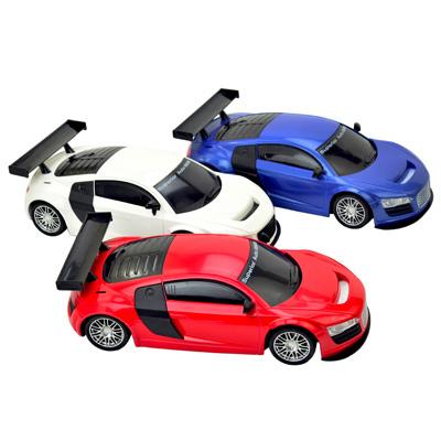 《Ultimate Super尾翼版》1:18模型全方位遙控酷炫造型遙控車