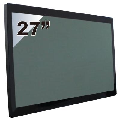 Nextech-P系列-27吋-室外型-電容式觸控螢幕-前防水-高亮度