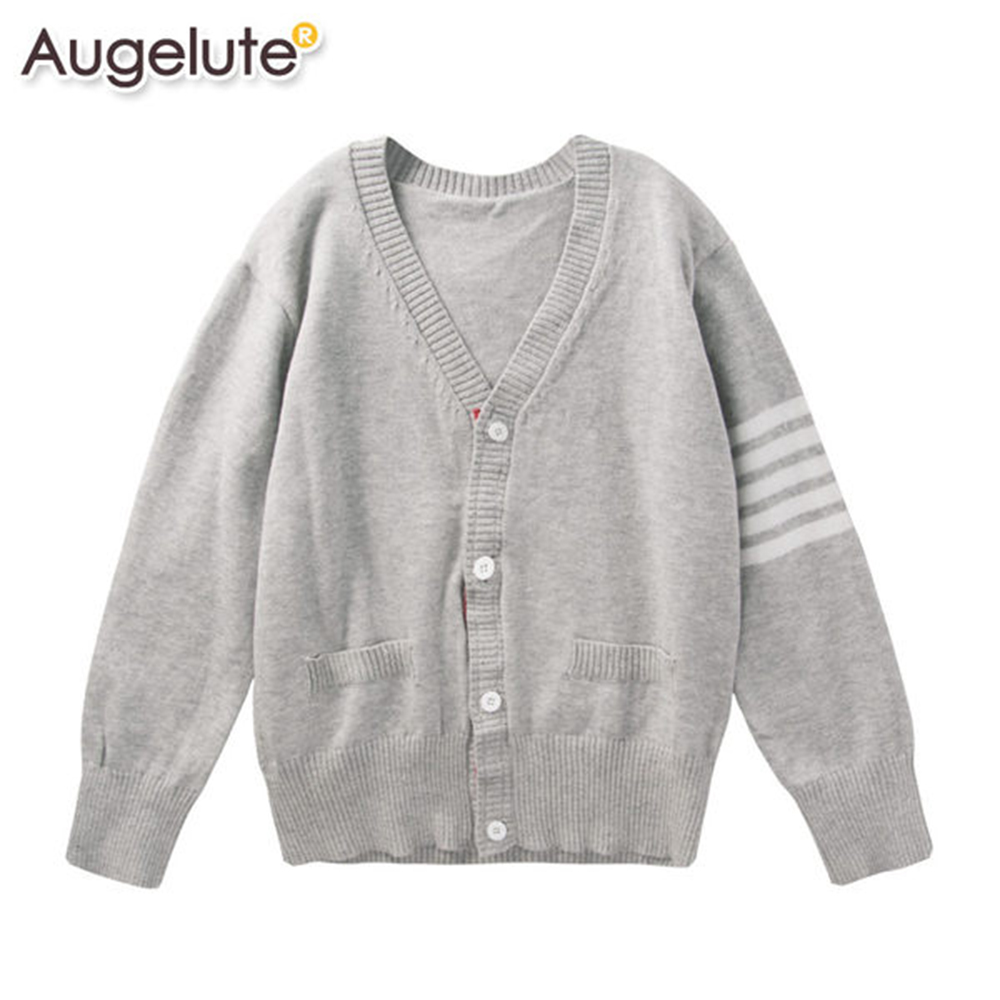baby童衣 美式簡約螺紋休閒開襟衫外套 47112