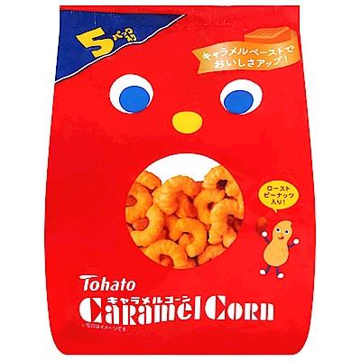 東鳩 焦糖玉米脆果5袋入(105g)