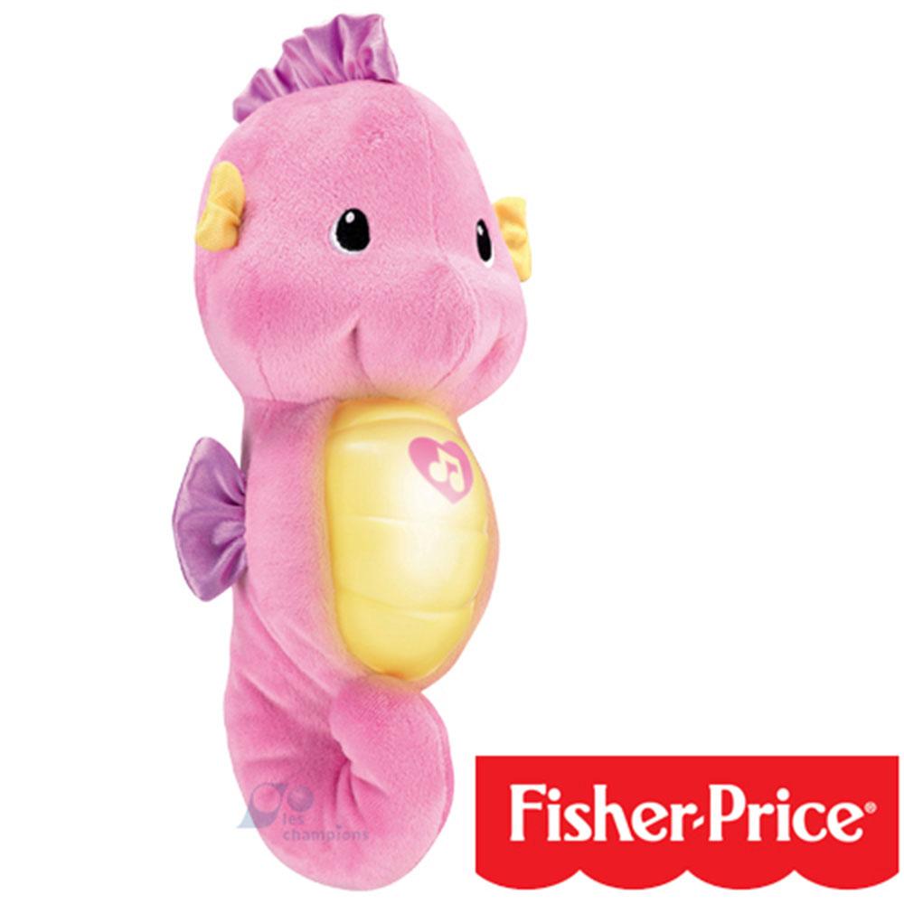 Fisher Price 費雪 聲光安撫海馬 (共2色)