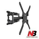 液晶電視伸縮型旋臂架 32吋至60吋適用 包含安裝