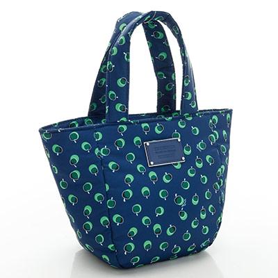 VOVAROVA空氣包-迷你托特包-我的小蘋果(青森綠)-法國設計系列