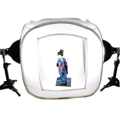 digiXtudio-50CM雙開棚攝影棚組-贈珠寶台雙色-純白共5張